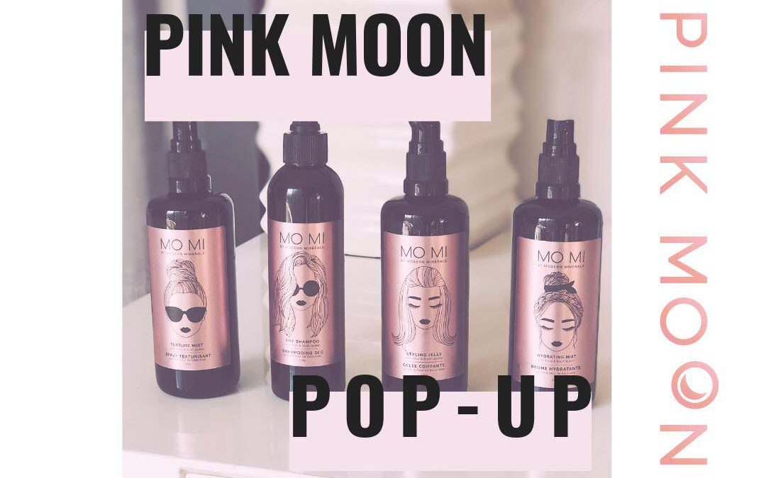 TAP-NY Deal Alert: Pink Moon Clean Beauty Pop-Up