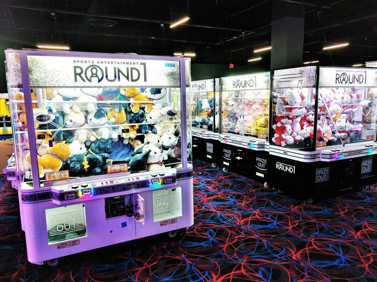 Fun and Games at Round 1 Arcade | TAP-NY