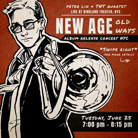 Peter Lin's TNT Quartet CD Release