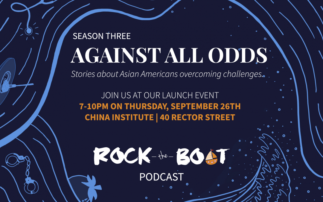 Rock The Boat Season Three: Against All Odds