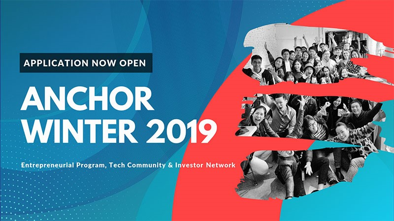 TAP-NY Deal Alert: Anchor Taiwan Winter Program