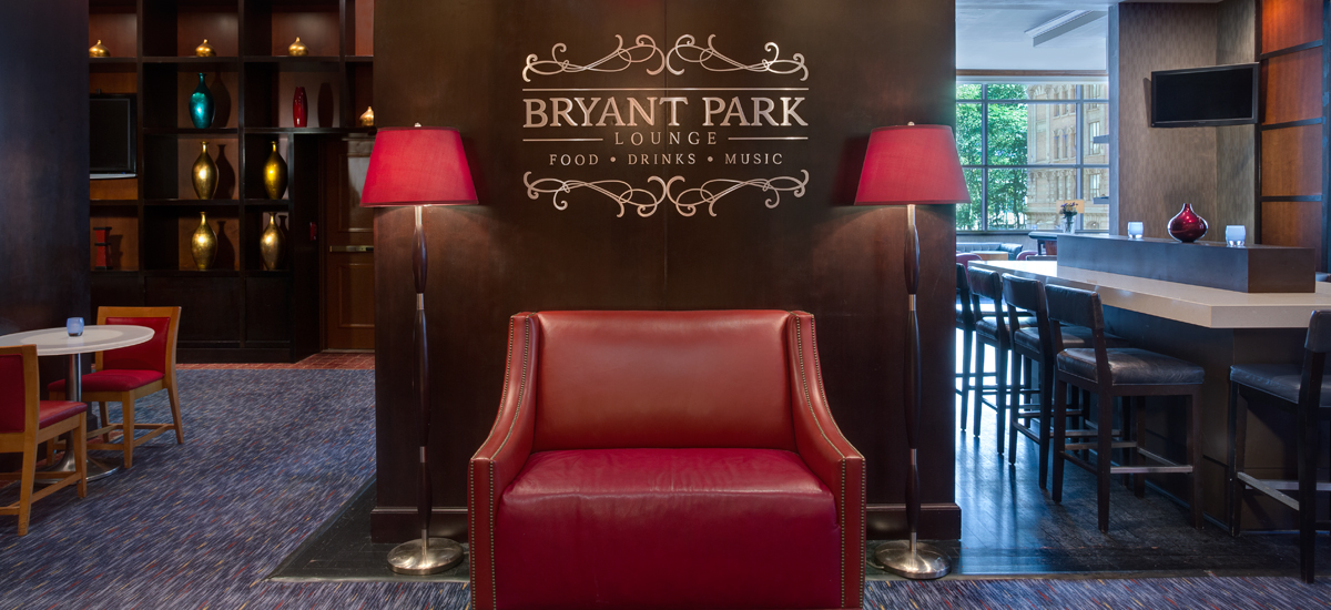 Bryant Park Lounge TAPpy