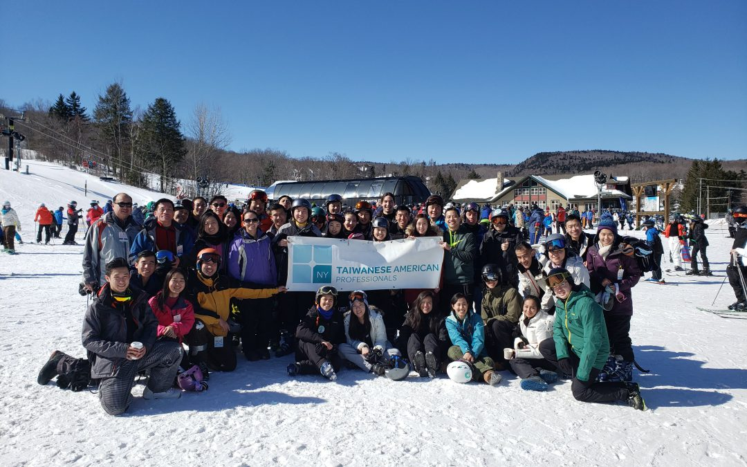 TAP-NY at Ski Trip