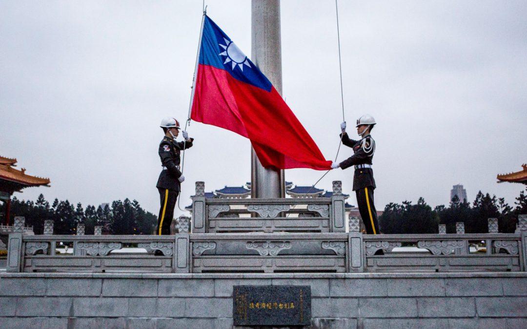 Taiwan Elections Asia Society Breakfast
