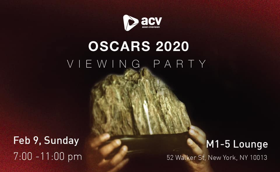 TAP-NY Deal Alert: Asian CineVision Oscars Watch Party