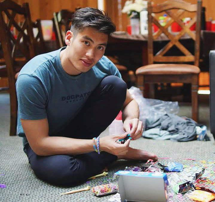 Member of the Month: Alex Yang