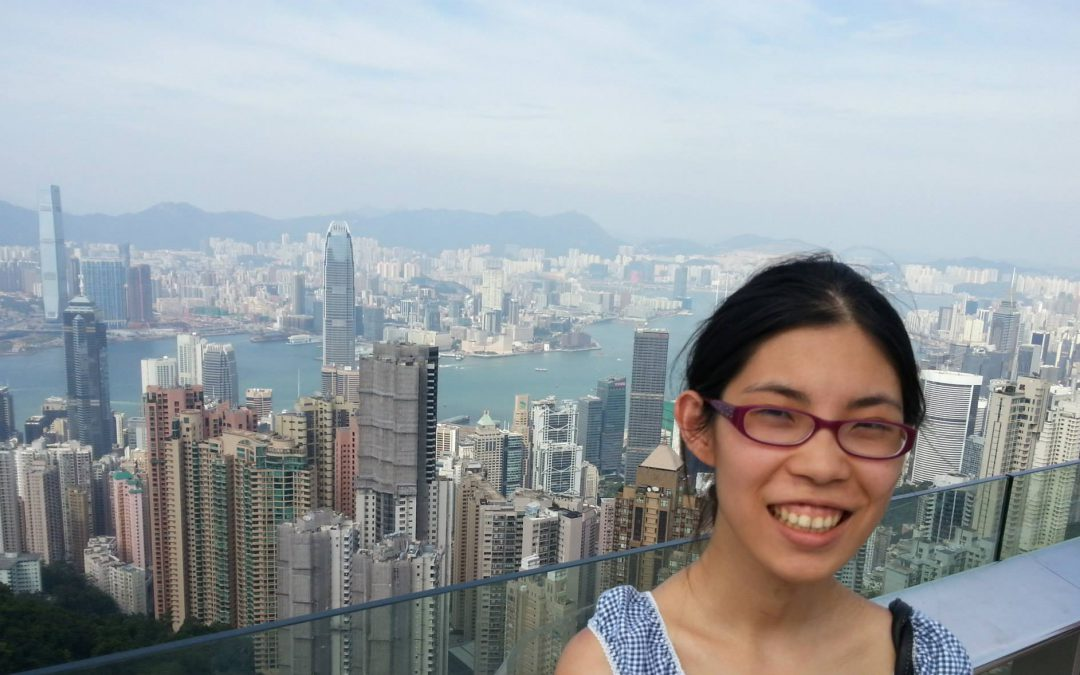 Member of the Month: Anne Huang