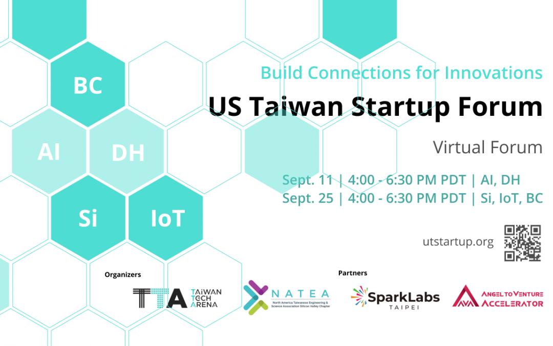 US Taiwan Startup Forum