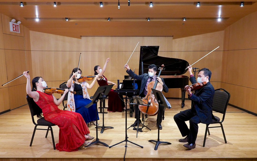 """New Asia Chamber Music Society Thanksgiving Concert: """"Songs of Comfort"""""""