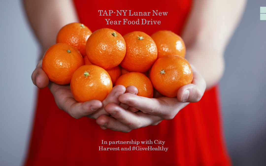 TAP-NY Lunar New Year Food Drive 2021
