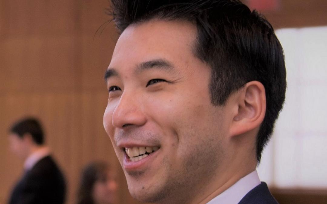 Member of the Month: Eric Yang