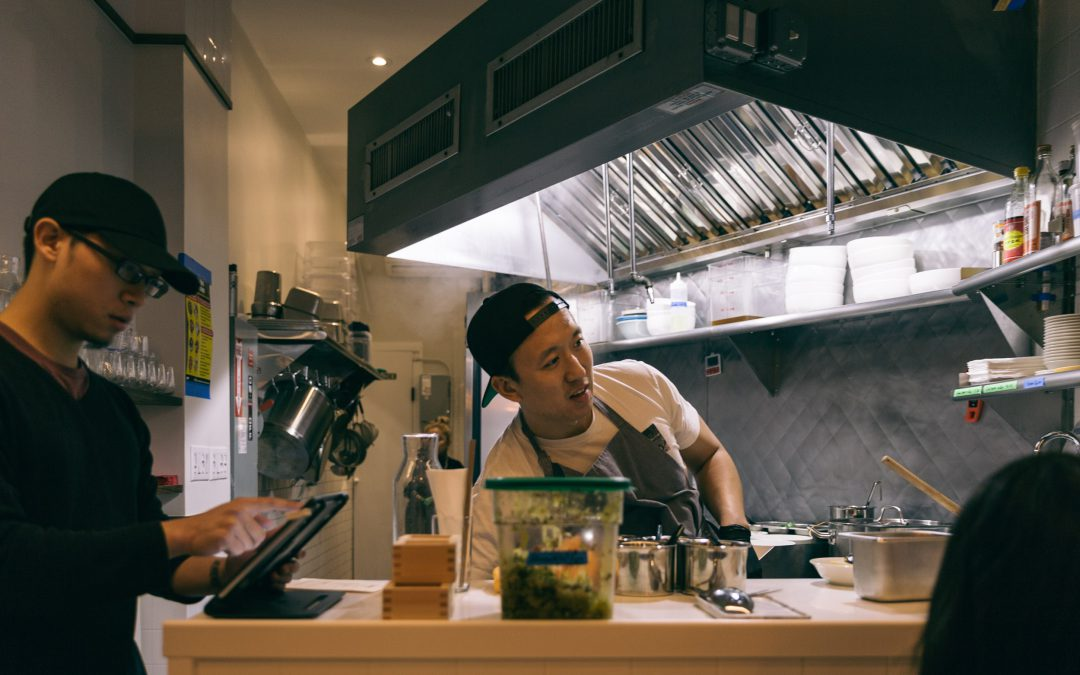 Behind the Noods: Chatting with Ho Foods' Owner Richard Ho