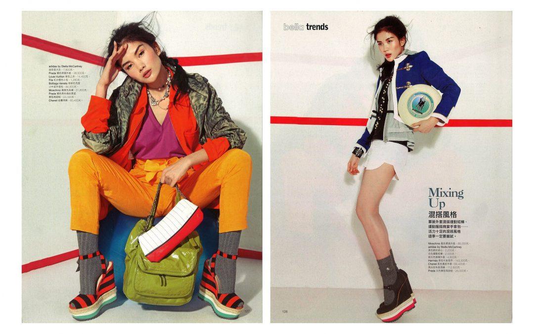 Slice of Life: Chatting with model and blogger Yi-Hua Tsai